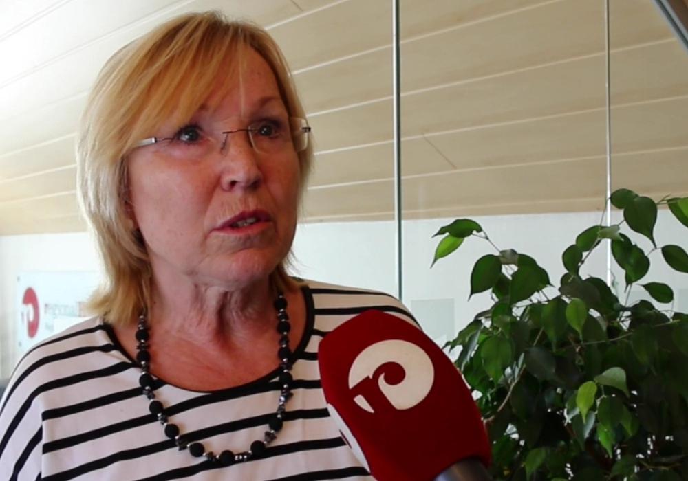 Elke Wesche, Foto: Heise