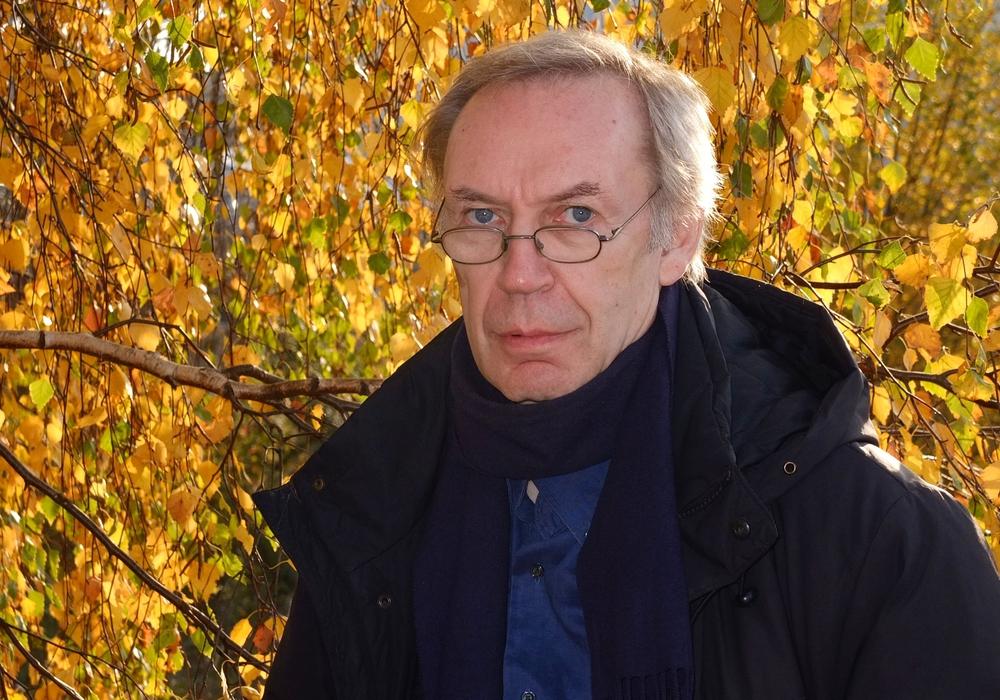 Ringelnatzpreisträger Achim Amme zu Gast in der Stadtbibliothek. Foto: Stadt Salzgitter