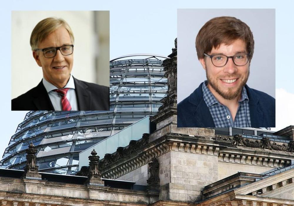 Linken-Fraktionsvorsitzende Dietmar Bartsch und der niedersächsische Abgeordnete Victor Perli übten Kritik. Fotos: pixabay/Die Linke