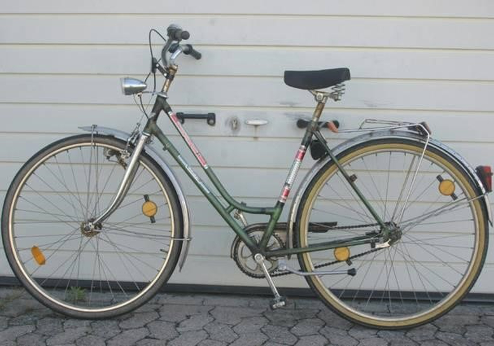 Wer Informationen zu diesem Fahrrad hat, kann sich unter  der Rufnummer 05171/9990 melden. Foto: Polizei