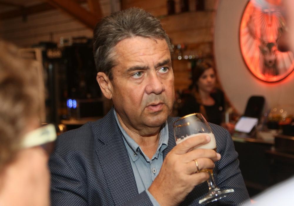 Der ehemalige Bundestagsabgeordnete Sigmar Gabriel. (Archivbild)