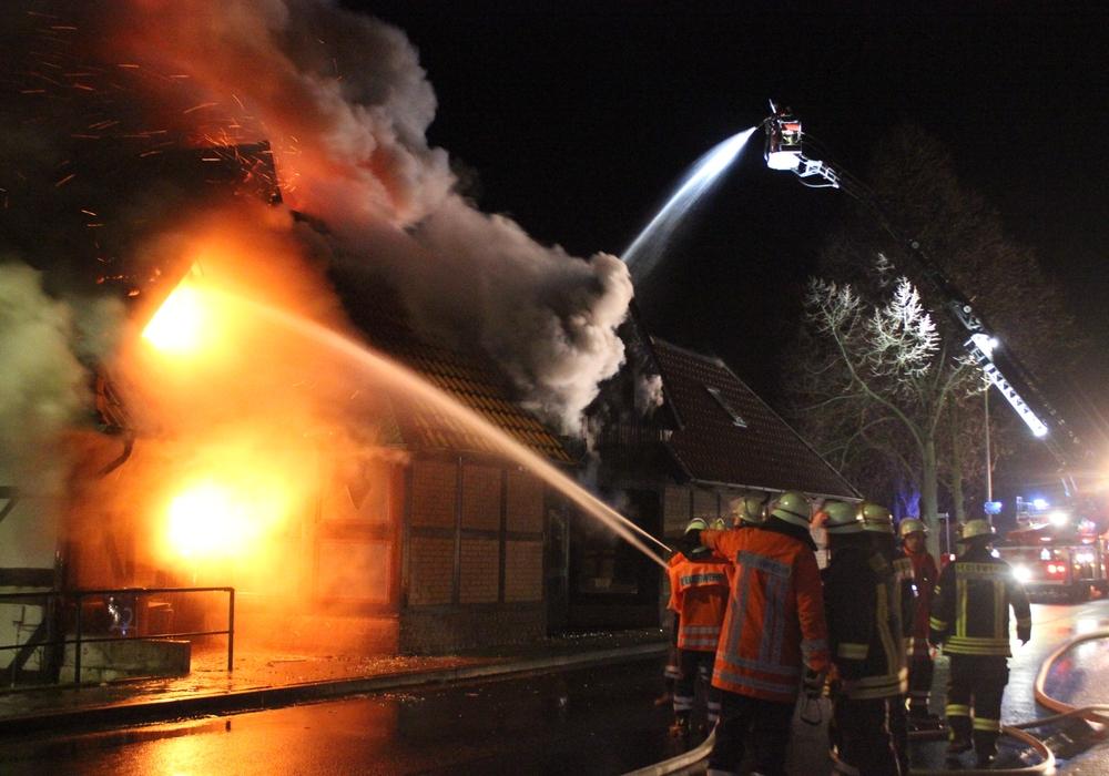 Knapp 3.000 Feuerwehrfrauen-und Männer gehören den Freiwilligen Feuerwehren im Landkreis an. Fotos: Anke Donner