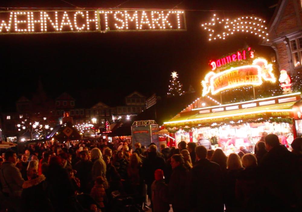 Bürgermeister Thomas Pink zeigte sich am Mittwoch zuversichtlich, dass der Weihnachtsmarkt in diesem Jahr stattfinden kann. Wenn auch in einer anderen Form.