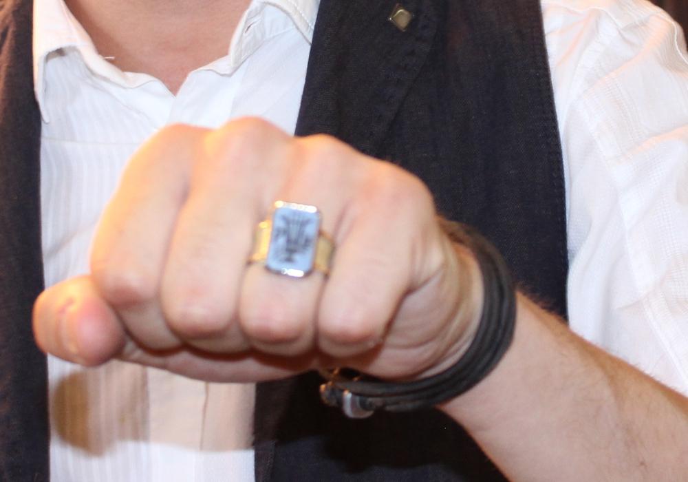 Der Paul Lincke Ring, Foto: Anke Donner