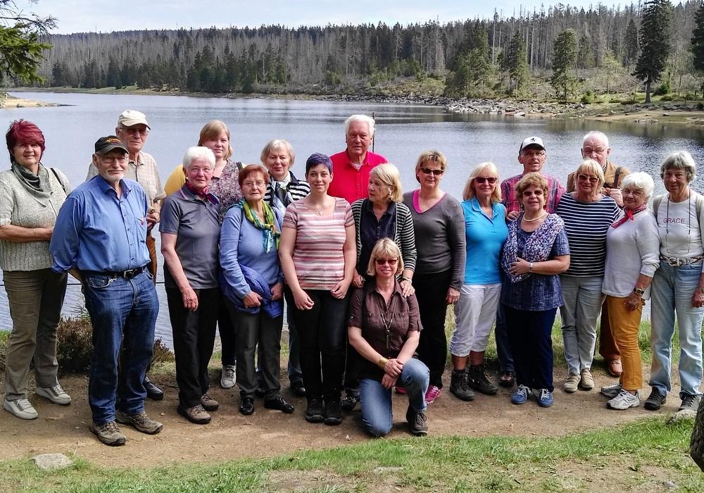 Rund um das Oberharzer Wasserregal verlebten die Frauen und Senioren Union einen angenehmen Tag. Foto: CDU