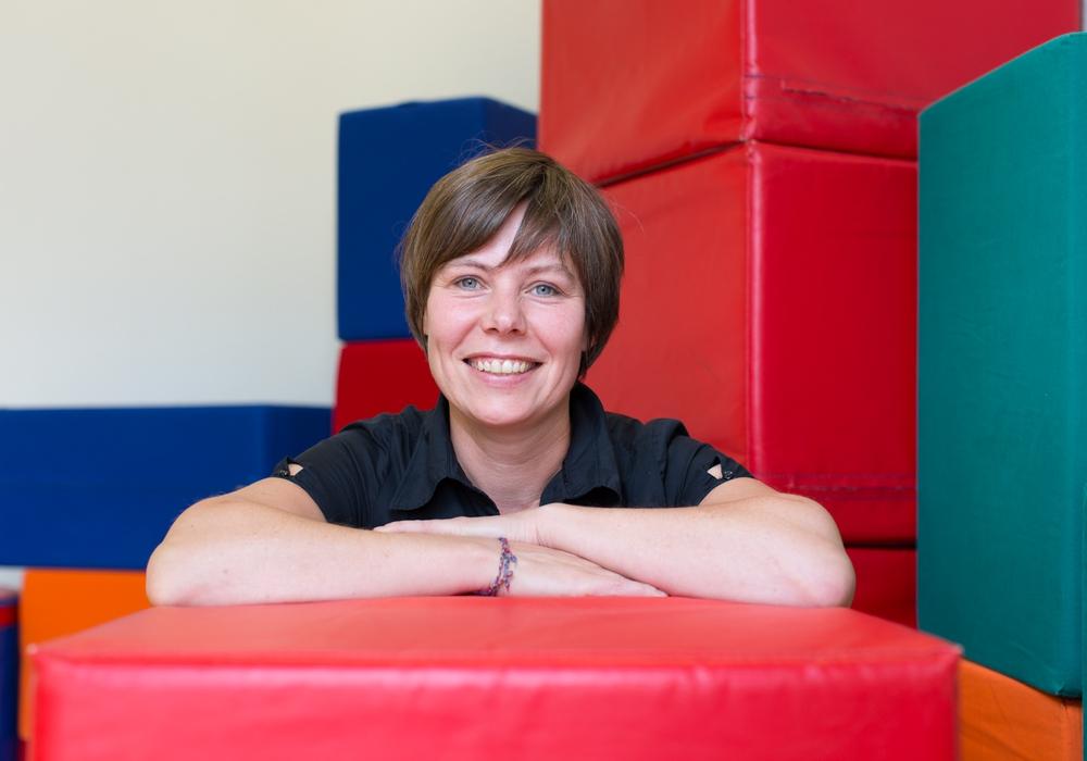 Petra Kaschefski, Leiterin der Autismusambulanzn im ITZ, lädt zum Vortrag ein. Foto: DRK