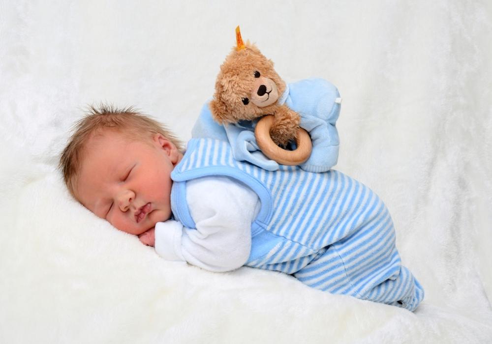 Jonas Grunwald, Foto: Babysmile24