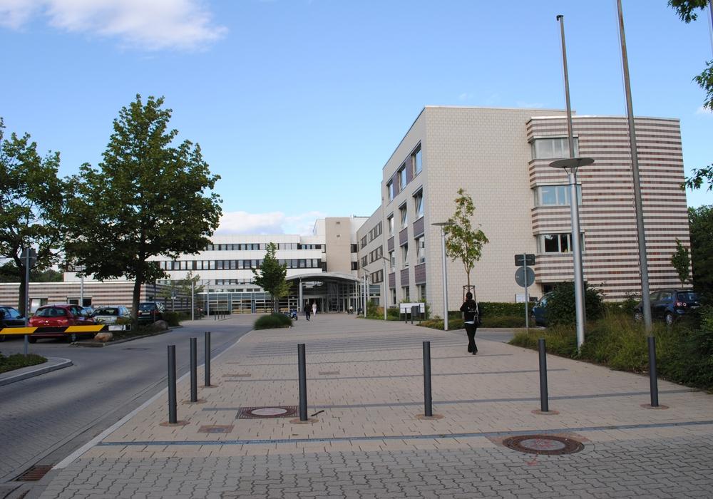 Das städtische Klinikum Wolfenbüttel. Foto: Archiv/Marc Angerstein