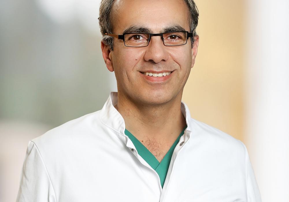 Chefarzt Priv.-Doz. Dr. med. Samir Said. Foto: HELIOS Kliniken
