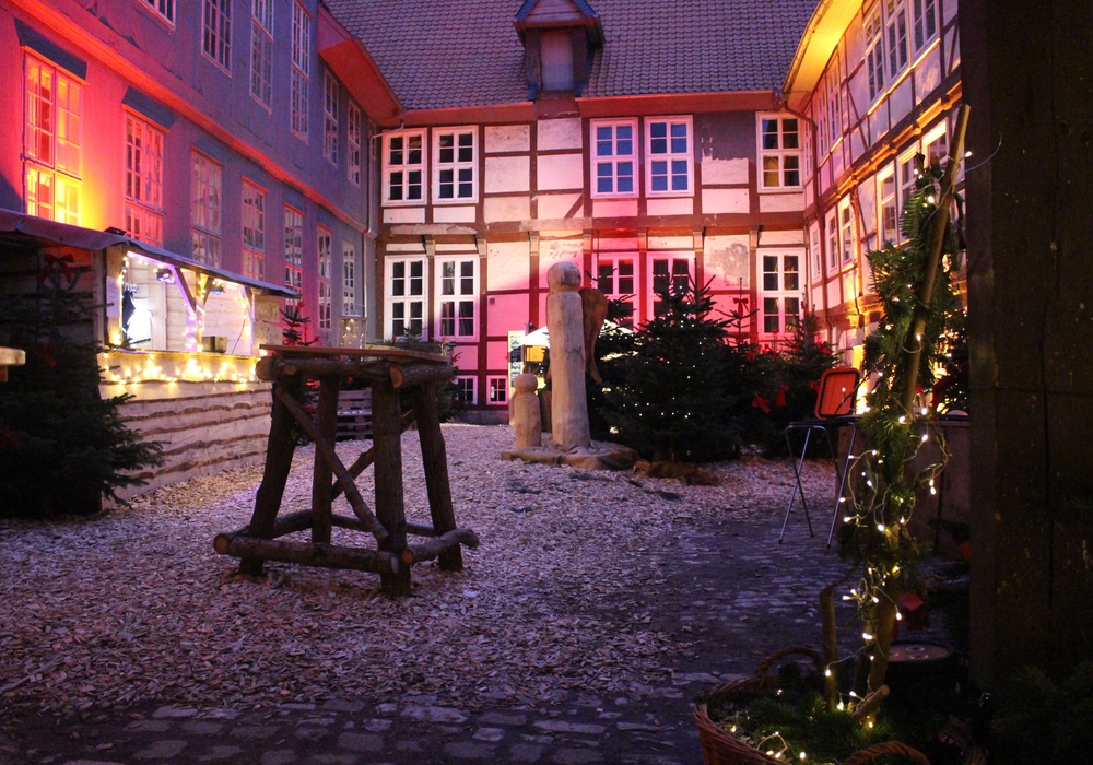 Das Veranstaltungsteam der Stadt Wolfenbüttel plant bereits den Weihnachtsmarkt 2018. Foto: Marian Hackert