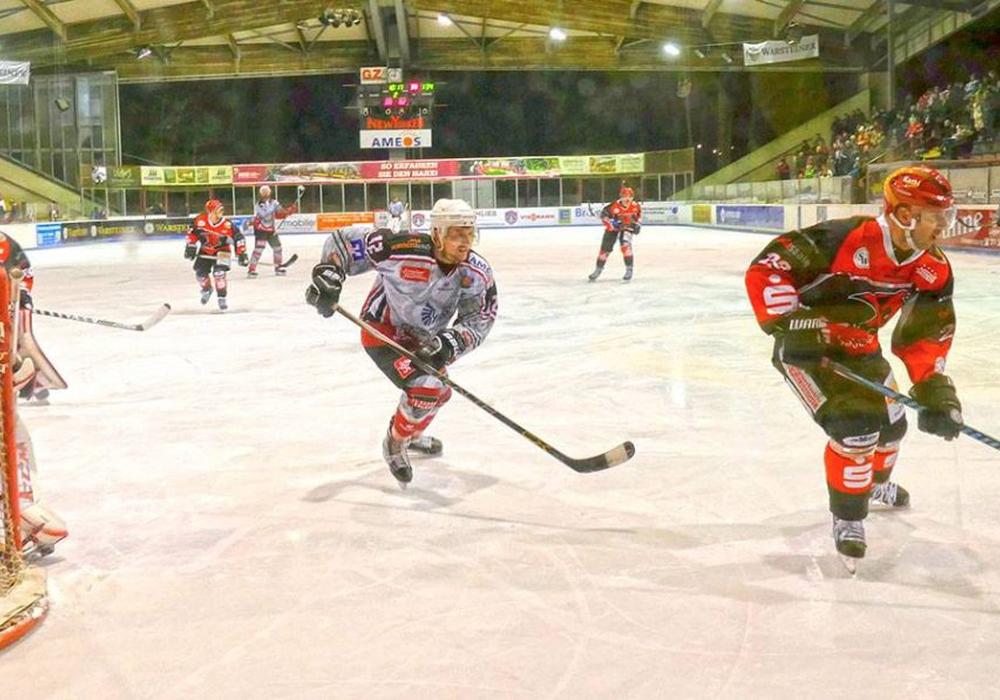 Jüngster Kapitän der Oberliga Nord bekommt Zwei-Jahres-Vertrag. Foto: Katja Freier