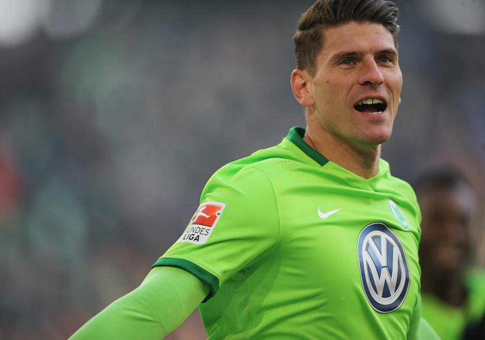 Kann Mario Gomez bei den beiden kommenden Länderspielen Erfolge feiern? Foto: Agentur Hübner