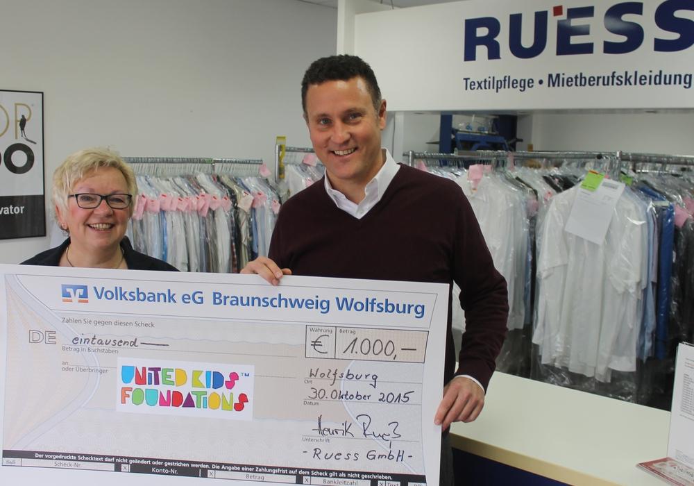 Ruess Wolfsburg