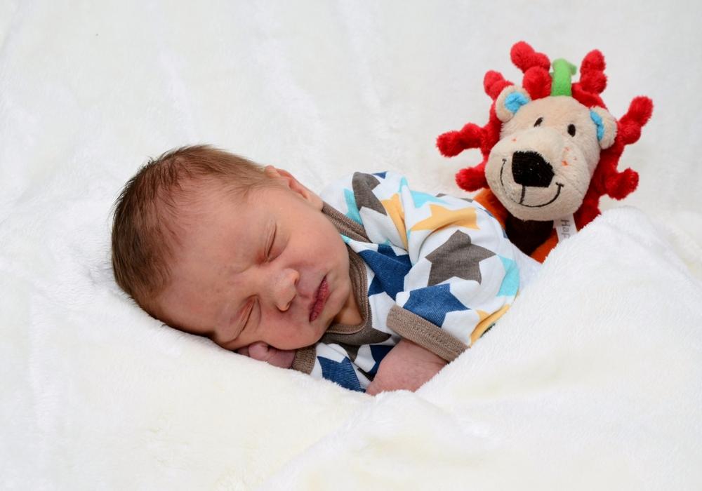 Willkommen: Linus Henrik Human Foto: Babysmile24.de