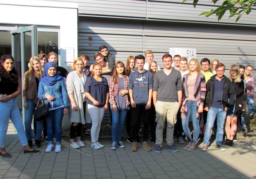 Die aktuellen FSJler haben ihren Dienst bereits angetreten. Foto: Klinikum Wolfenbüttel