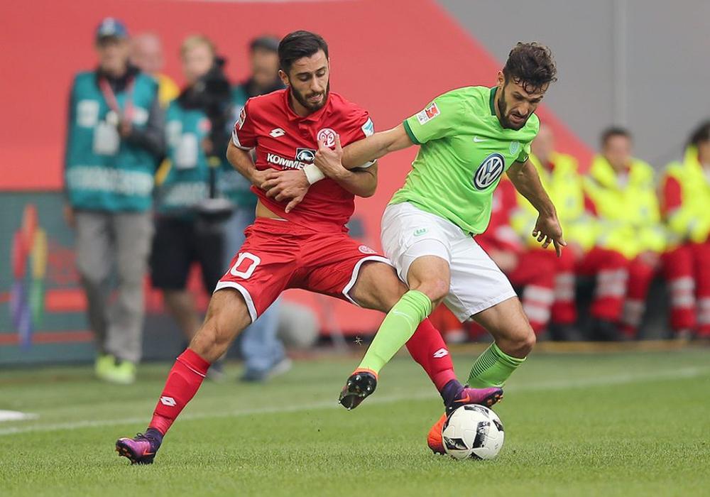 In der Rückrunde kämpft Malli gemeinsam mit dem VfL. Foto: Agentur Hübner