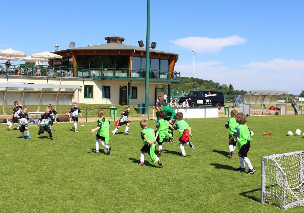 Das Nachwuchscamp richtet sich an Kinder zwischen 6 und 14 Jahren. Foto: Kur- Tourismus-  und Wirtschaftsbetriebe der Stadt Bad Harzburg GmbH