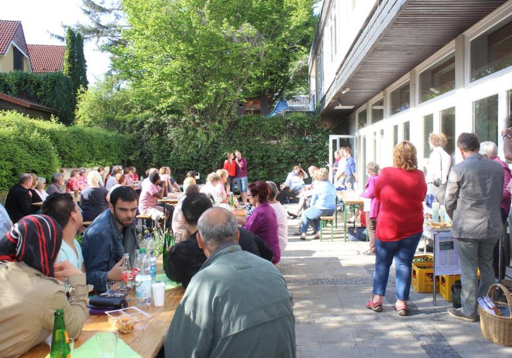 """""""Interkulturelle Höfe"""" finden am 10 Juni bei der Freiwilligenagentur statt. Foto: Anke Donner"""