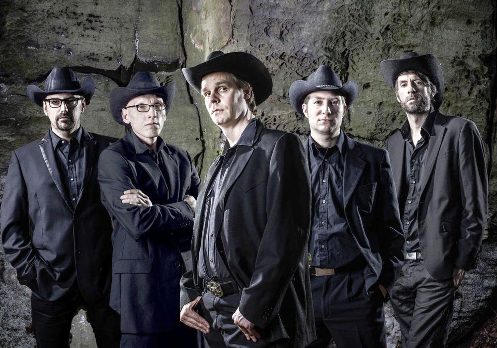 "Die Band ""The Twang"" kommt zum ersten Mal nach Salzgitter. Foto: privat"