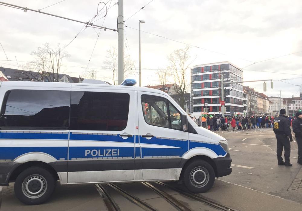 Die Polizei leitete 43 Ermittlungsverfahren rund um den Schoduvel ein. Foto: Anke Donner
