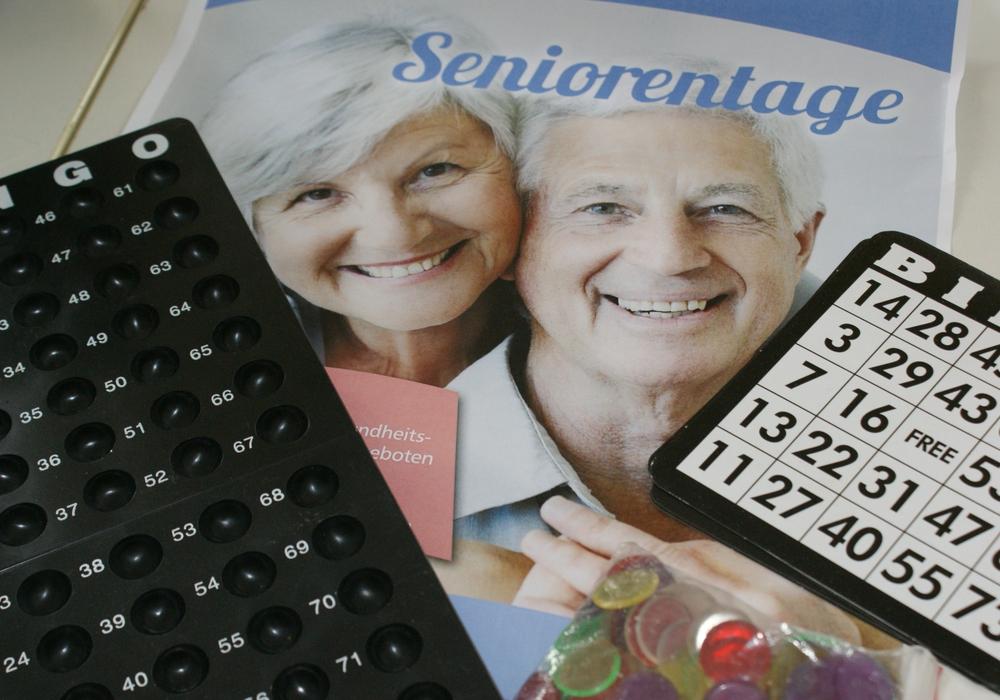 """Beim """"BINGO"""" locken schöne Gewinne, Foto:Anke Donner"""