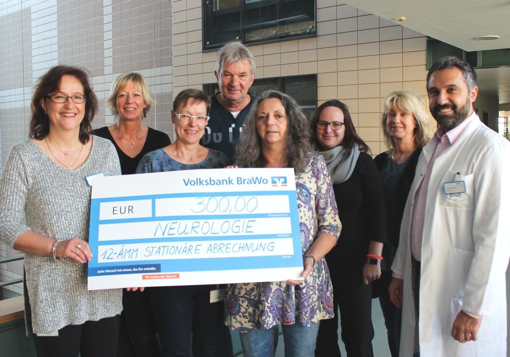 Spenden statt Geburtstagsgeschenke. Foto: Klinikum Wolfsburg