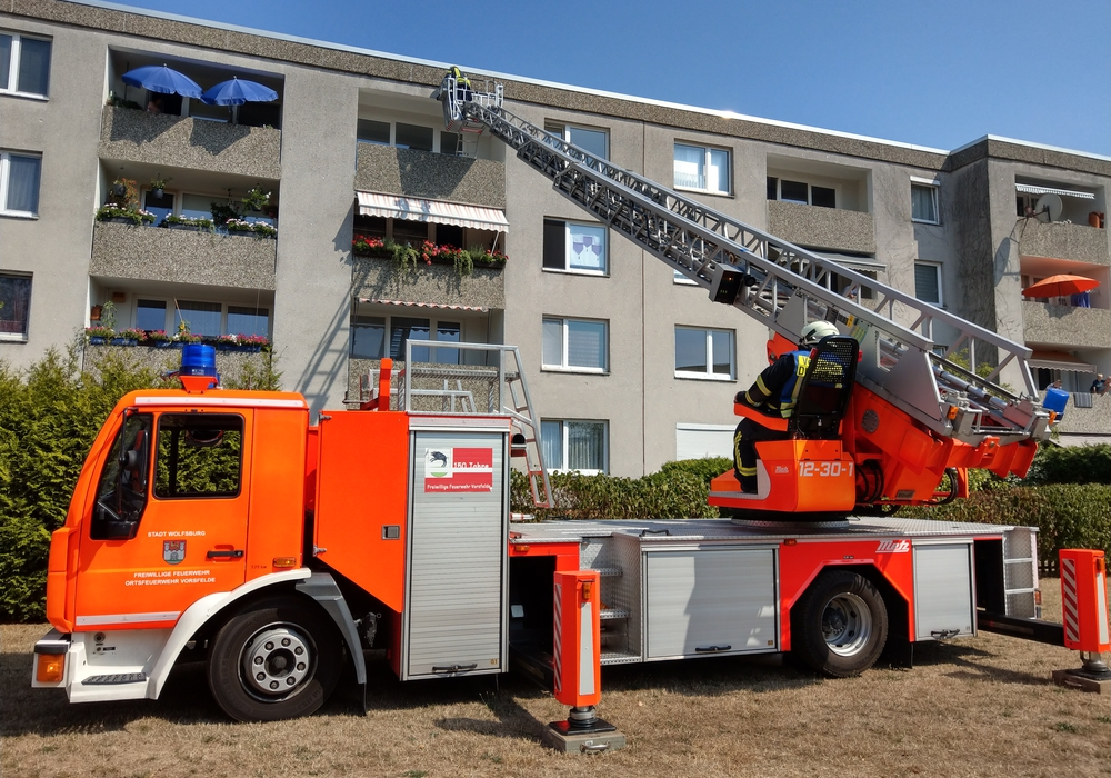 Foto: Feuerwehr Vorsfelde
