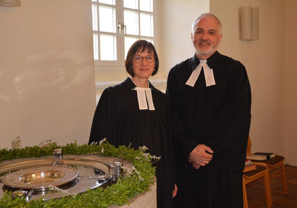 Das Ehepaar Lange wird im Sommer  in den Kirchenkreis Peine kommen. Foto: Privat