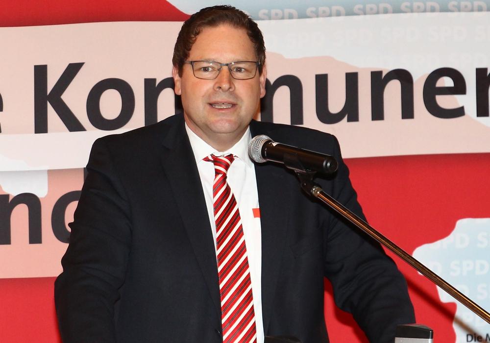 Der SPD-Landtagsabgeordnete und stellvertretende Fraktionsvorsitzende Marcus Bosse kommentiert die Plenarwoche. Foto: Archiv