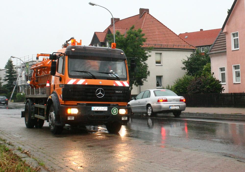 Rund 130 Mitarbeiter sind bei den Städtischen Betrieben beschäftigt. Fotos: Anke Donner