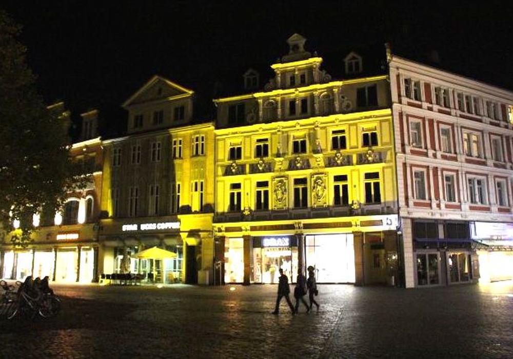 Die Veranstaltung findet auf dem Kohlmarkt statt. Foto: Archiv