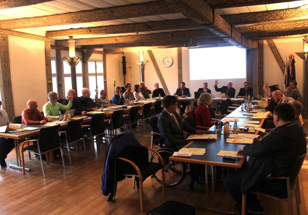Der Bauausschuss der Stadt Wolfenbüttel stimmte der Resolution am Dienstag zu. Foto: Alexander Dontscheff