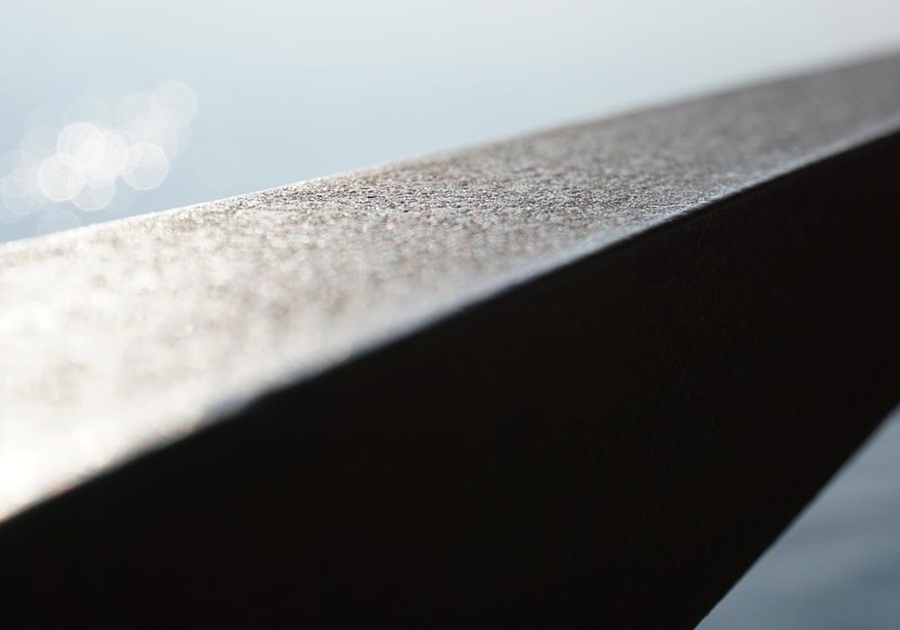 Stahl für die Hennebergbrücke. Symbolfoto: Pixabay