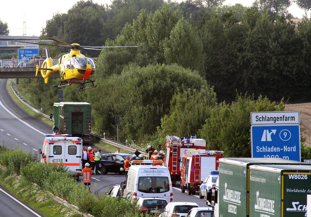 Wie die Polizei Braunschweig mitteilte, gab es in den vergangenen Jahren weniger Unfälle auf den Autobahnen in der Region. Symbolfoto: Thorsten Raedlein