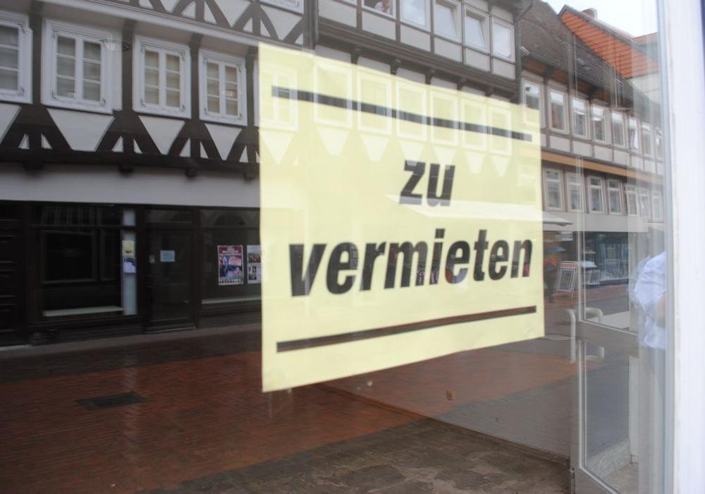 Die Stadt Wolfenbüttel hat ein Leerstandskataster angelegt. Hieraus geht hervor, dass rund zehn Prozent der Immobilien in der Innenstadt leer stehen. Symbolfoto: Anke Donner
