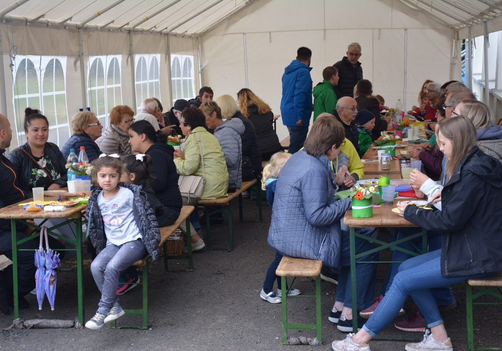 In der St.-Pancratii-Kindertagesstätte gab es erneut Grund zu feiern. Fotos: Evangelisch-Lutherischer Kirchenkreis Peine