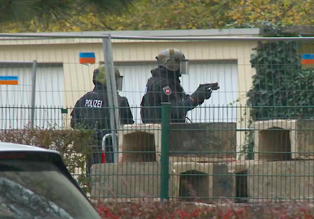 Bei einem SEK Einsatz in Börßum wurde ein Mann festgenommen. Symbolbild: aktuell24(BM)