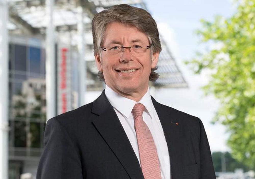 Hans-Georg Bachmann von der SPD möchte zusammen mit der CDU die Heinrich-Nordhoff-Straße sanieren lassen. Foto: SPD