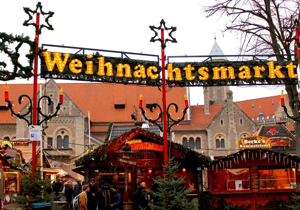 Nicht nur für die Martktbeschicker wäre eine Absage des Weihnachtsmarktes ein harter Schlag. Archivbild