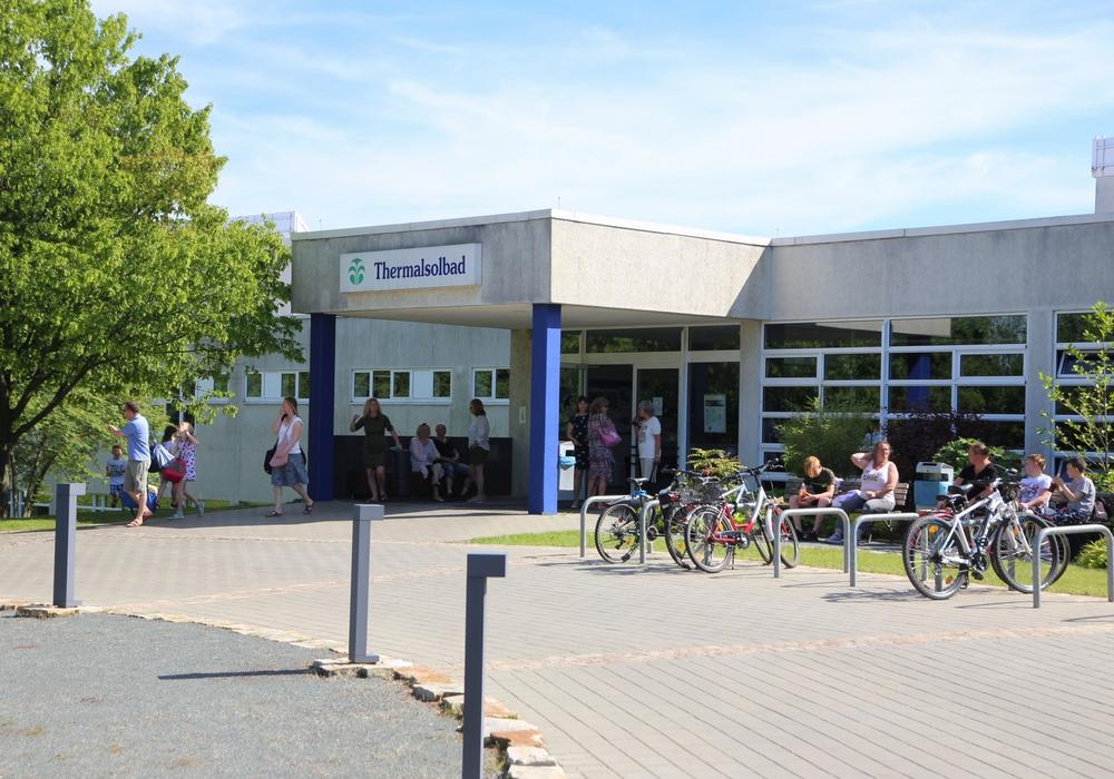 Thermalsolbad. Archivbild.