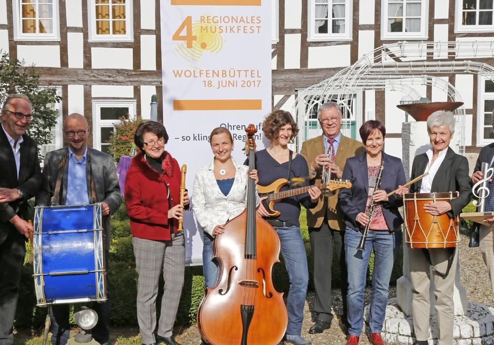 Das 4.Reionale Musikfest steht an, Foto: Raedlein/Stadt Wolfenbüttel
