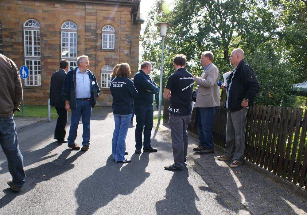 """Der Landkreis möchte einen Kreiswettbewerb zu """"Unser Dorf hat Zukunft"""" durchführen. Archivfoto: Anke Donner"""
