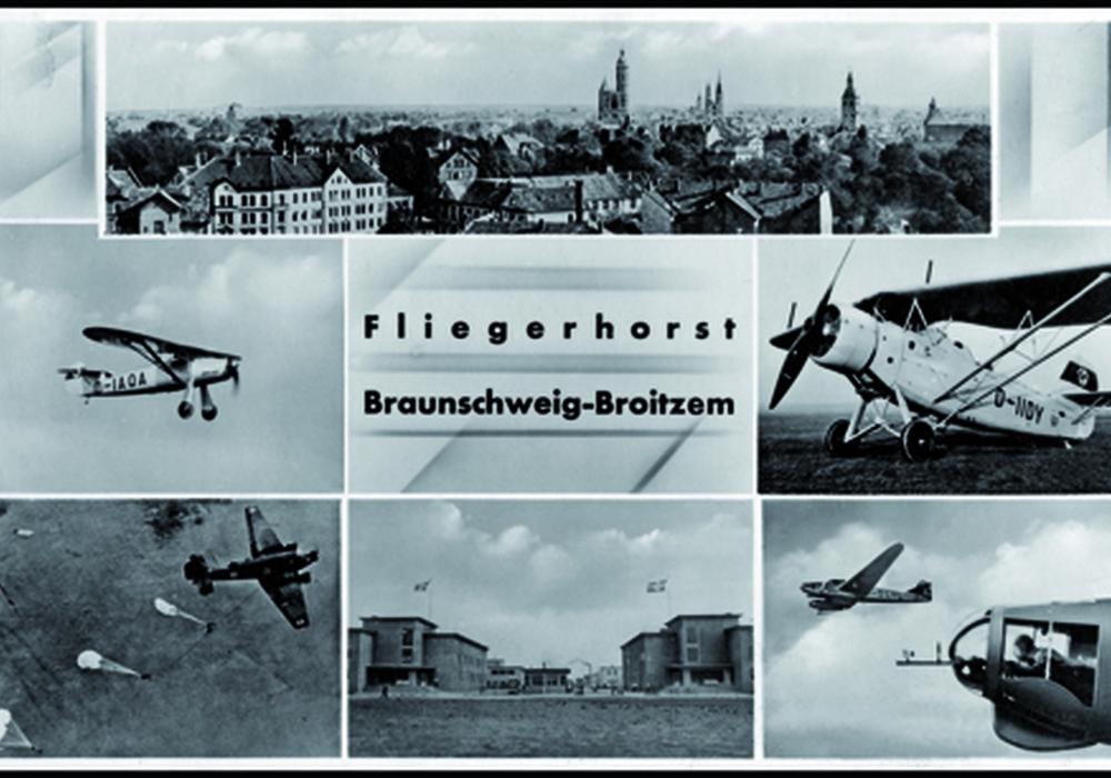 """Die Bürgerstiftung bietet einen Vortrag zum Thema """"Wie aus dem Fliegerhorst Broitzem die Weststadt wurde"""". Foto: privat"""