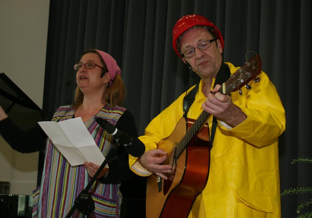 Manni und Gerda sind am Sonntag im KULT zu Gast. Foto: Archiv/Anke Donner