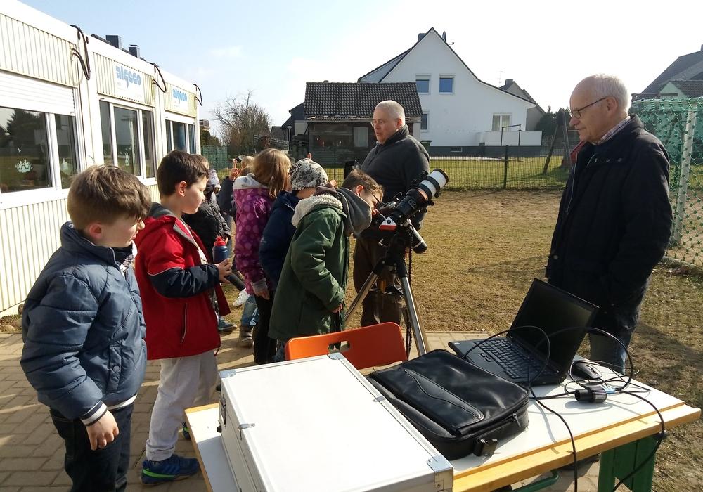 An der Grundschule Lehre wurde ein buntes Ferienprogramm geboten. Foto: Gemeinde Lehre