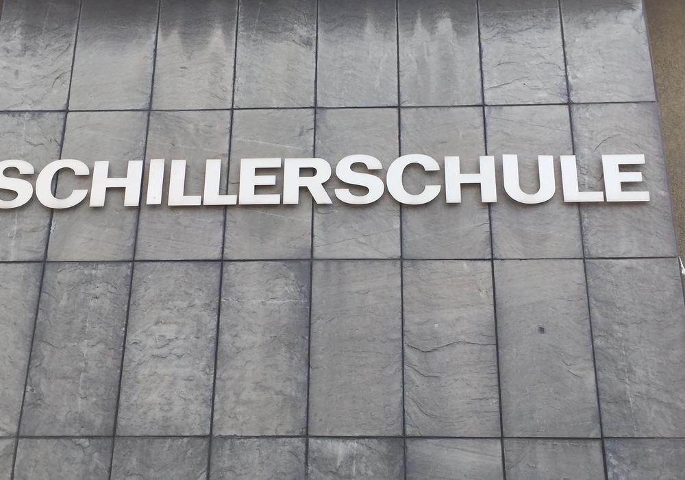 Die Schillerschule hat mit Platzproblemen zu kämpfen. Archivbild