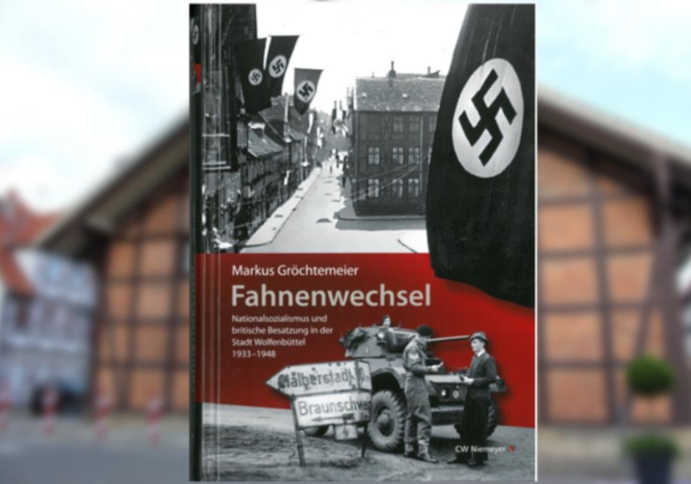 """Am kommenden Dienstag wird das Buch """"Fahnenwechsel – Nationalsozialismus und britische Besatzung in der Stadt Wolfenbüttel 1933–1948"""" im Bürgermuseum vorgestellt. Foto: Stadt Wolfenbüttel/Nick Wenkel"""