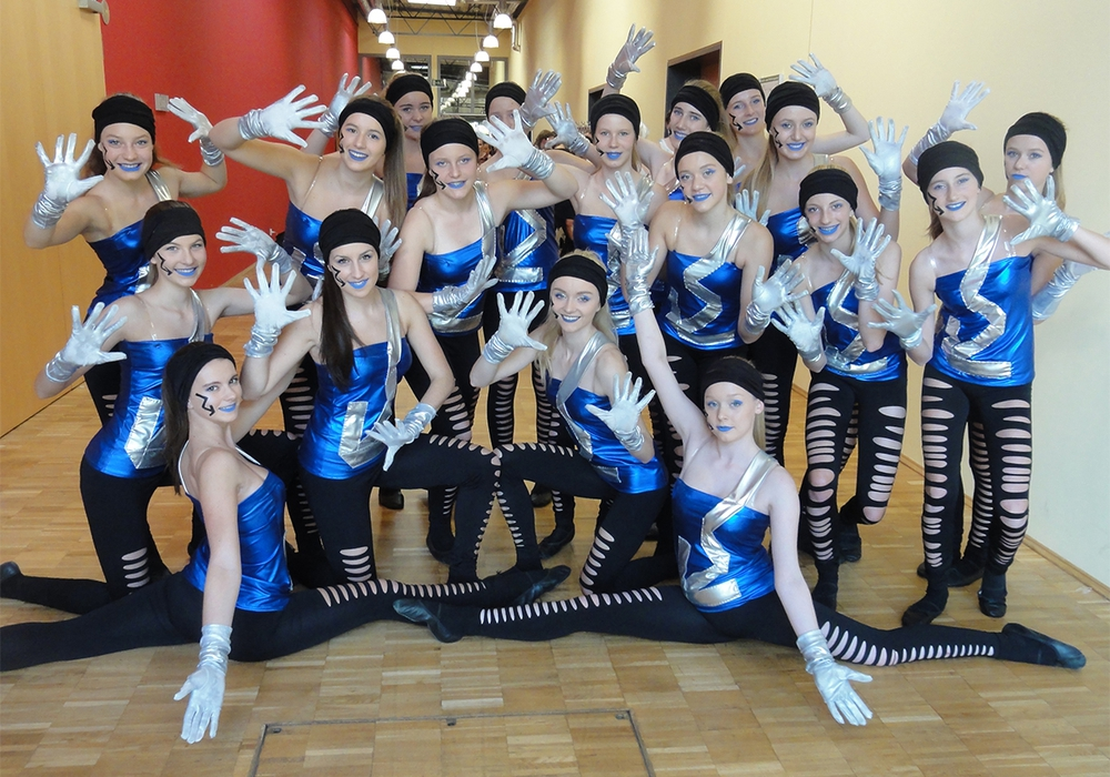 Zahlreiche Tanzgruppen treten im Wettbewerb an. Symbolbild Foto: Freiwilligenagentur