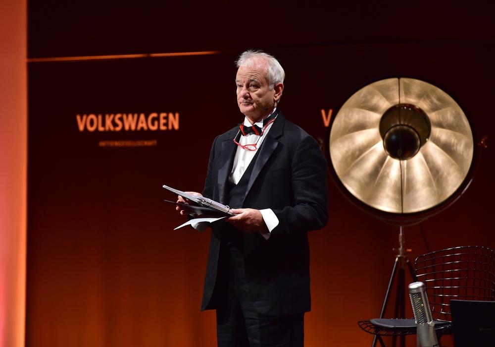 """Premiere in Berlin: Volkswagen präsentierte """"Bill Murray, Jan Vogler und Freunde"""" bereits im November 2016. Foto: Volkswagen"""