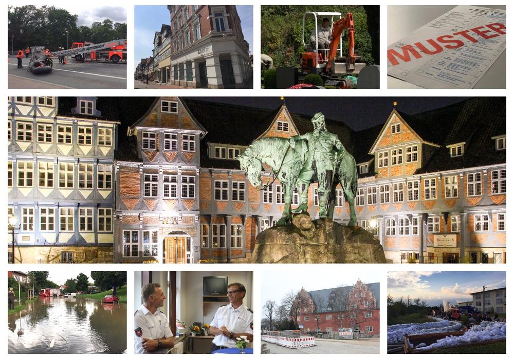 regionalHeute.de blickt auf das Jahr 2017 zurück - heute: Teil 3. Foto-Collage: Anke Donner